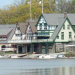 Boathouse Row, River View