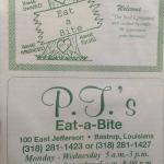 P T's Eat-A-Bite