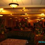 lower lobby and internet cafe area