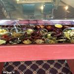 Oxbow salad bar.