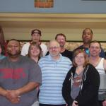 Rutland bowling crew