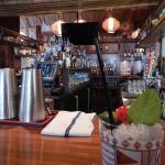 The bar thru a 1944 Mai Tai !