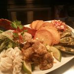 Tata's Tasting Plate for Two