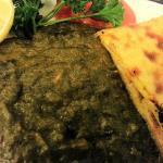 Makki di Roti and Sarson da Saag