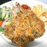 Herb Crumbed Lamb Cutlets