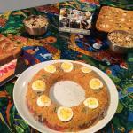 Cuscus paulista, torta da Vovo