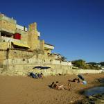 La Villa dalla spiaggia