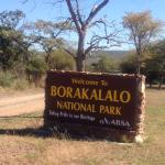 BORAKALALO NATIONAL PARK