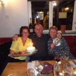 TWINS 46th Birthday. Howard and Johanna (With Mam)