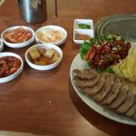 Insadong Korean Barbeque & Live Fresh Seafood Restaurant