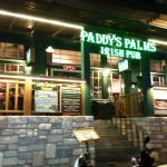 Paddy's outside view