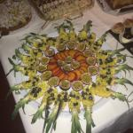 More from the dessert buffet