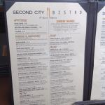 Second City Bistro Foto