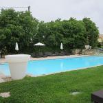 Foto de Le Mas Des Carassins Hotel