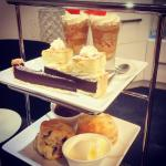 Scrumptious treats for Afternoon Tea!
