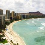 The most beautiful view in Waikiki is from the Leahi Lounge!!
