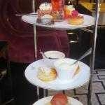 Afternoon Tea Serving