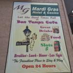 Mardi gras hotel