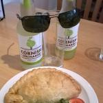 cool Cider with your pasty!