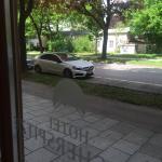 Parkmöglichkeit direkt vor dem Hotel