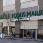 Entrance to Whole Foods