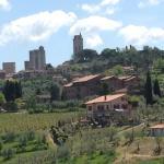 Podere La Marronaia - Sosta alle Colonne