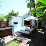 1-bedroom villa