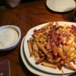Sehr leckere Cheese Fries