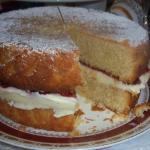 Victoria Spnge Cake