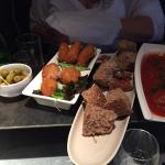 Great tapas food