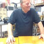 John owner of Catina's winery