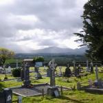 well tended graveyard