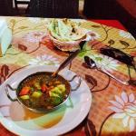 Chicken kashmiri