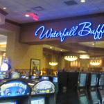 Waterfall Buffet, Red Hwk Parkway, Placerville, Ca