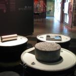 Exhibit simulating Uranium Processing