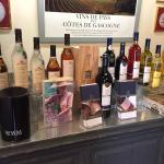 Domain D'Arton wine and armagnac range