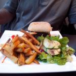Hamburger du chef