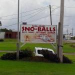 Mae Mae's Snowball Stand