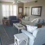 Unit 101 - living room