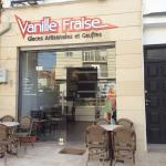 Vanille Fraise