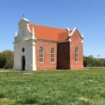 Reconstructed church
