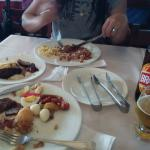 Almoço Fazenda Viganó
