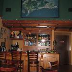 Quiet bar area, Fulio's Pastaria