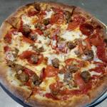 Pizza Diablo, DELICIOUS!!