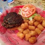 Gooey Louie Burger