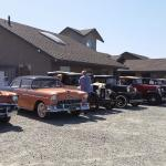 Classic Chevy Club Goes to Sera Fina Winery!