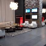 Foto de Sandman Signature Toronto Airport Hotel