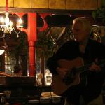 Barry Peterson playing at Karla's, 5/4/2015.