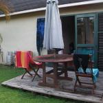 Back of Bungalow 1