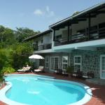Foto de Marigot Palms Luxury Caribbean Guesthouse and Apartments